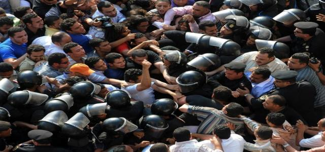 MB's Statement on Tunisia's Uprising and the Demands of the Egyptian People