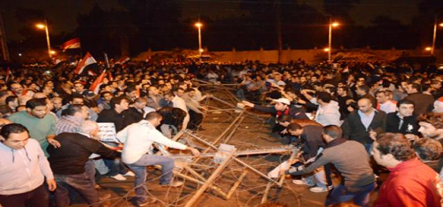 Murad Ali: Opposition Violence Against Morsi-Supporters Most Alarming