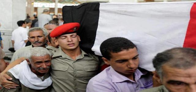 Freedom and Justice Party Holds Junta Responsible for Sinai Attack