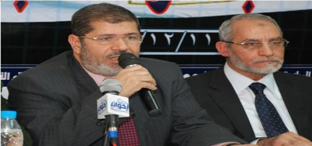 Morsy: Mubarak's Trial a Popular and Urgent Demand