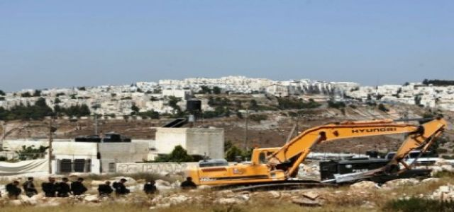 Mansi: IOA building of settlements is a crime