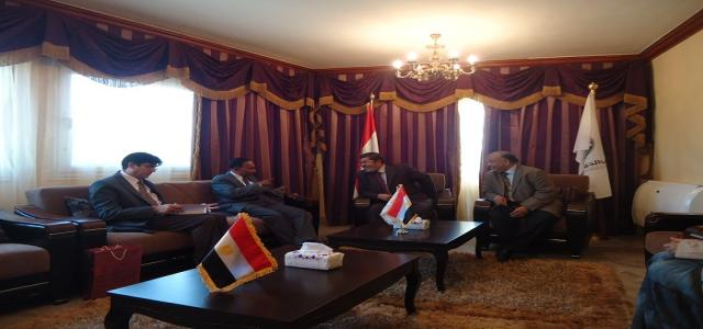 Egypt Ready for Foreign Investments, FJP Chairman