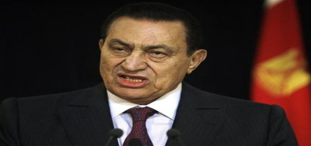 Mubarak's pledges of transparent elections lack integrity