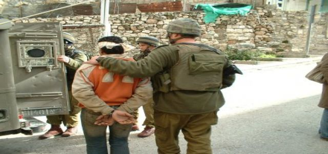 IOF troops wound two Quds operatives, round up 9 including 4 brothers