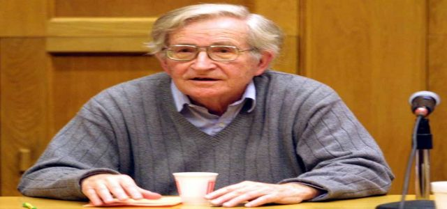 Chomsky Warns of the Threat of Fascism