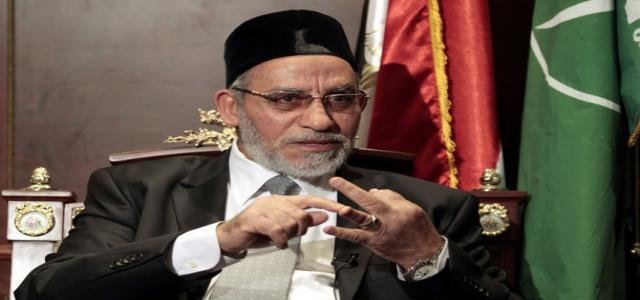 Muslim Brotherhood Chairman Condemns Military Council Performance