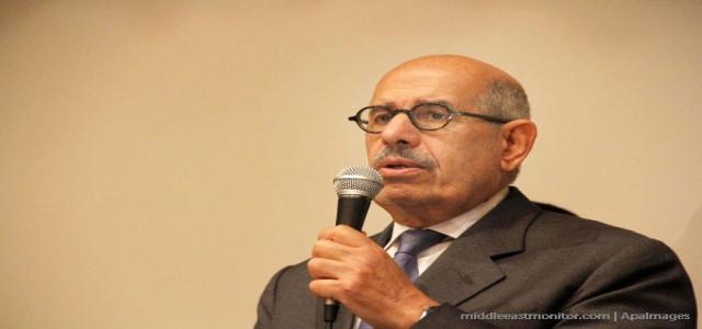 Calls for ElBaradei Nobel award to be revoked