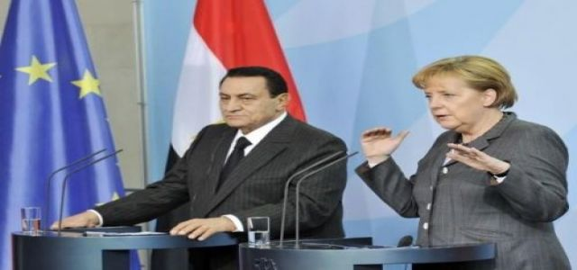 Egypt's Mubarak has operation in Germany