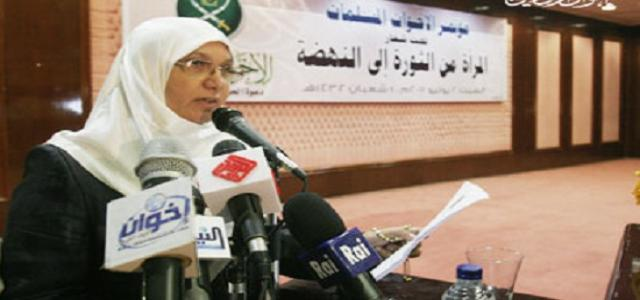 Dr. Manal Abul Hassan: We Denounce Suzanne Mubarak's Council Meddling in Women's Rights