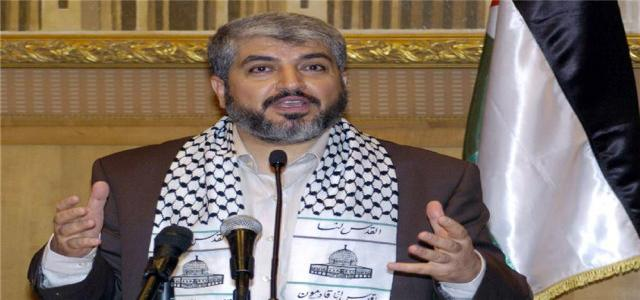 Hamas to Leave Syria and Open Office in Cairo