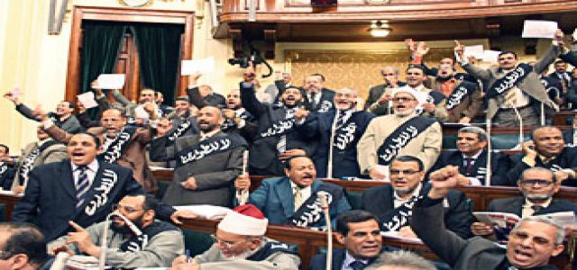 Egypt: Brotherhood accuses gov't of corruption, ruling party dismisses investigation