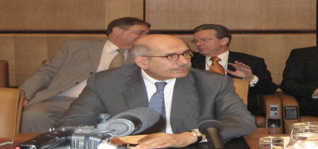 Can Elbaradei get elected as President in Egypt?