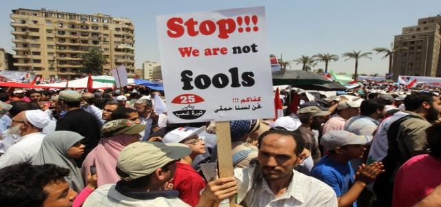 Desperation Replaces Hope as Egyptians Struggle to Fulfill Revolution Demands