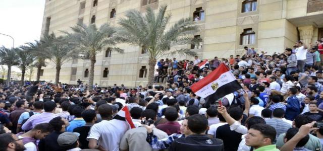 Egypt Anti-Coup National Alliance Urges Gradual General-Strike to Overthrow Junta