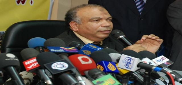Al Katatni: MB First Called for Establishment of a Civil State