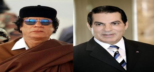Libyan dictator warns use of Facebook