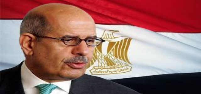 MB attend ElBaradei's  fruitful meeting with opposition trends.