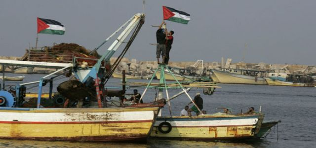 Agriculture ministry condemns Egyptian arrest of Palestinian fishermen.