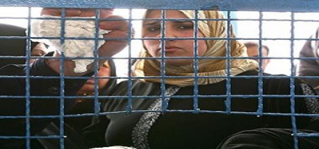 Oldest Palestinian woman in detention subjected to cruel interrogation rounds