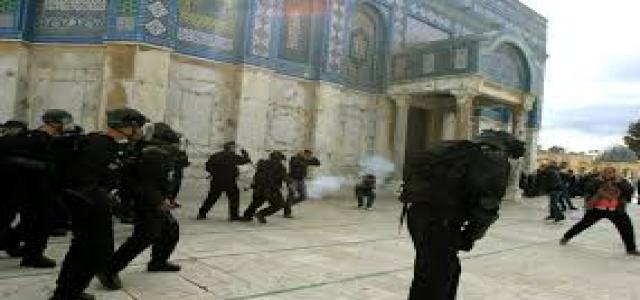 Muslim Brotherhood Condemns Storming of Al-Aqsa Mosque