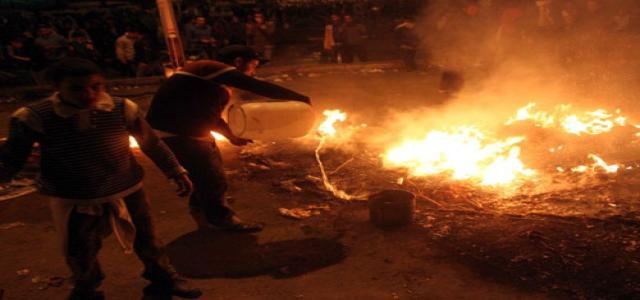 Erian: Current Mohamed Mahmoud Street Clashes Bizarre
