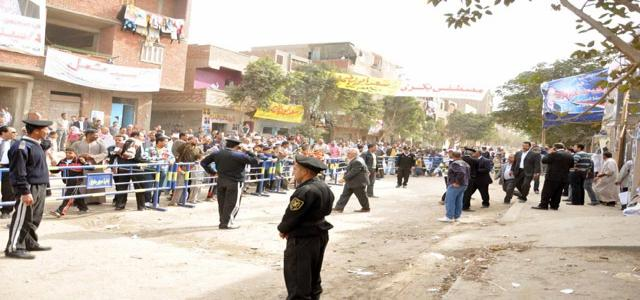 NDP Candidate Shoots Son of a MB supporter in Beni Suef