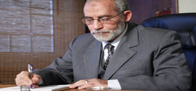 MB chairman: MB support Dr.Baradei's call for Political Reform