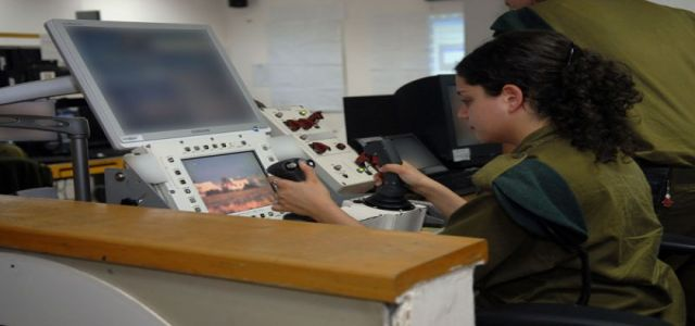 The Spot-and-Shoot Game: Israeli female soldiers kill by remote