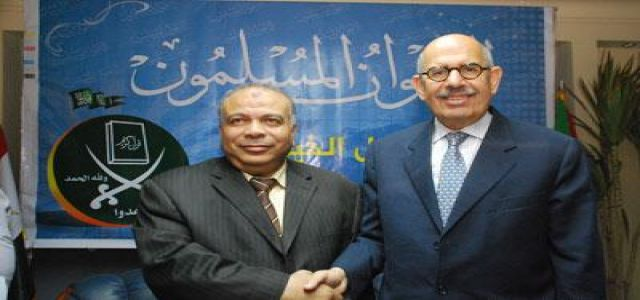 MB's meeting with ElBaradei fruitful