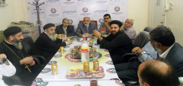 Egypt Coptic Leaders Meet Brotherhood and FJP for Dialogue, Call for Unity and Community Care
