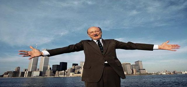 Ed Koch's lying tongue