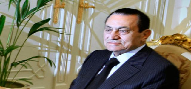 Mubarak tried to flee to Saudi Arabia on Monday night