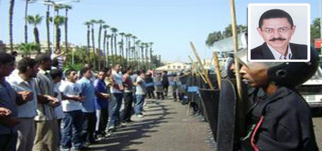 Egypt's regime and its unsuccessful relationship with the Brotherhood.