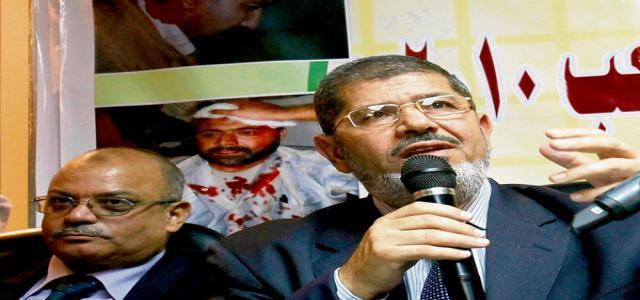 Dr. Morsy: The MB's withdrawal from the elections came as the regime insisted on challenging the will of the people.
