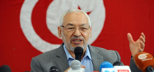 Press Statement from Ennahdha Head Rached Ghannouchi's Office
