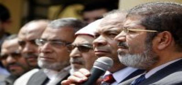 FJP: Presidential Elections Before Constitution Not Against Will of the People