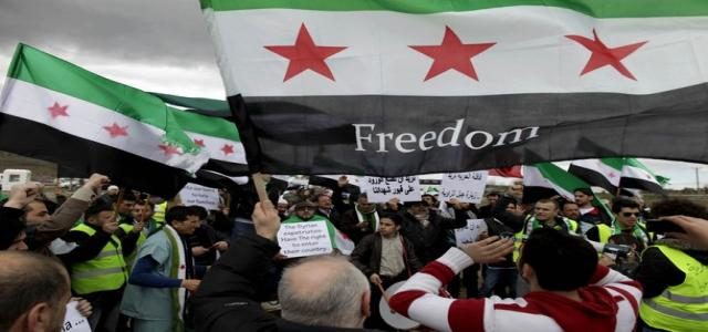 Al-Bayoumi: The Syrian Revolution Will Triumph; World Support Essential
