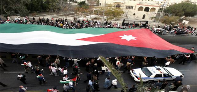 MB offshoot in Jordan: Regime Faces Unprecedented Level of Hatred from Jordanians