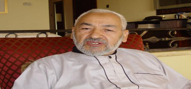 Al-Ghannouchi to Ikhwanweb: Ben Ali is Still President and Must Leave Forever