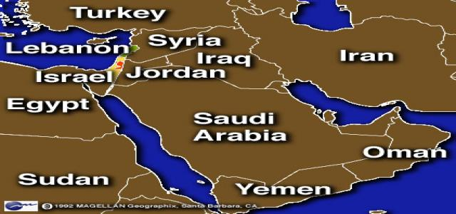 The Race for Primacy in the Middle East