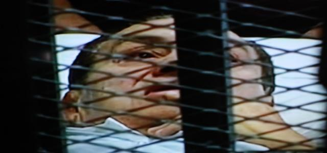 ANHRI: Mubarak Behind Bars Lesson to All Dictators in the Region
