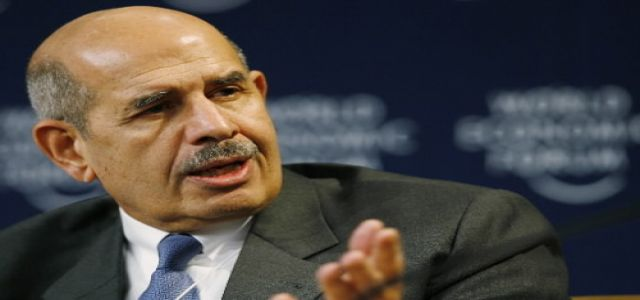 Interview with Mohamed ElBaradei on Democracy in Egypt