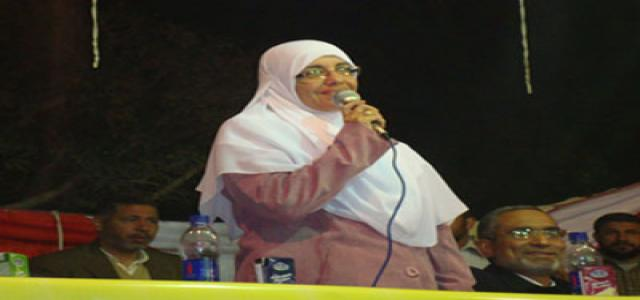 FJP MP Al-Garf Slams Attack against Activist Nawara Negm