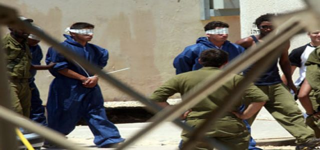 A call for help from prisoners in Negev