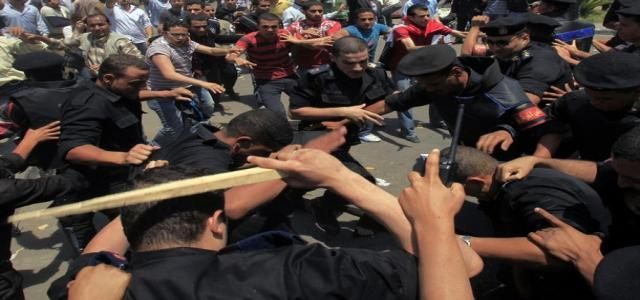 Security Forces Injure Dozens of MB Supporters and Candidates in Nationwide Clashes