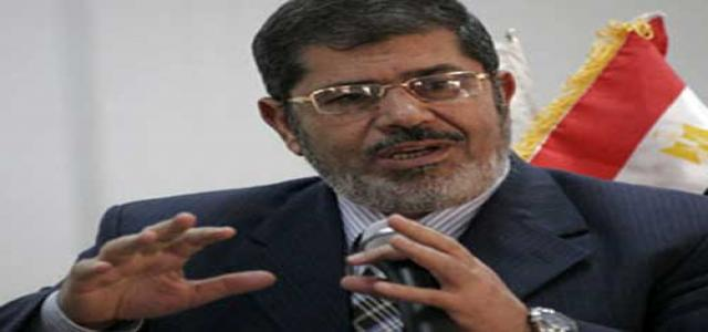 Morsi Central Campaign's Statement on Constitutional Court Rulings