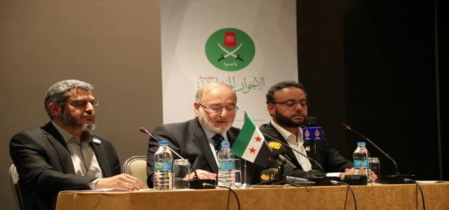 Syria Muslim Brotherhood Rejects Agreements that Exclude Assad Ouster, Regime Retribution