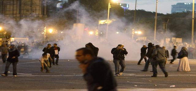 Israel Sending Crowd Dispersal Weapons to Egypt
