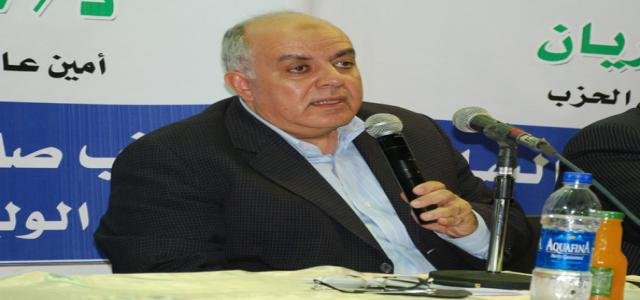Amr Darrag: Completion of Drafting New Constitution Late August