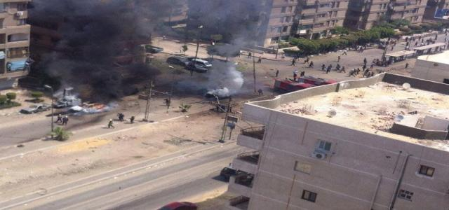 Muslim Brotherhood Condemns Cairo Car Bombing, Rejects Violence